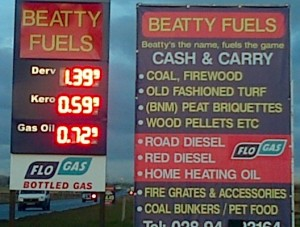 top fuel prices 2