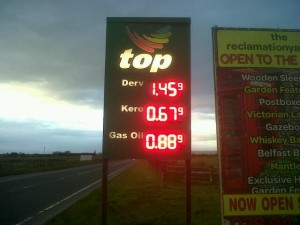top fuel prices