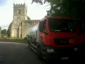 Witney oil delivery