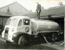 OLD OIL Truck