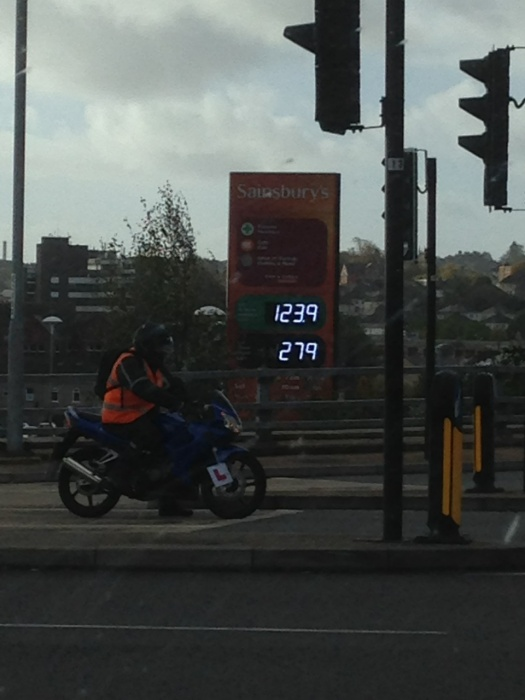 Petrol October 2014