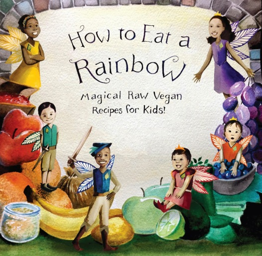 how to eat rainbow