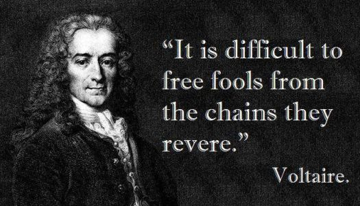 free fools from chains